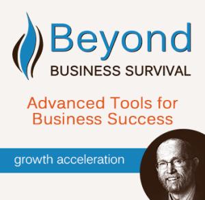 Beyond Business Survival