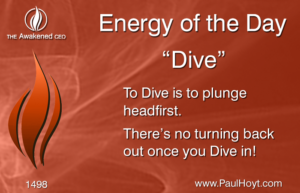 Paul Hoyt Energy of the Day - Dive 2017-12-27