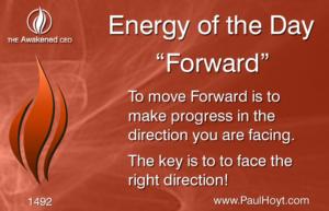 Paul Hoyt Energy of the Day - Forward 2017-12-21