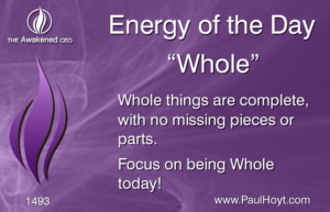 Paul Hoyt Energy of the Day - Whole 2017-12-22